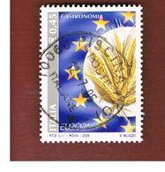 ITALIA REPUBBLICA  -   2005  EUROPA       -   USATO  ° - 1946-.. République