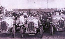 24 Heures Du Mans 1923  -  Equipe Chenard & Walcker Type U 15cv Sport   -  15x10 PHOTO - Le Mans