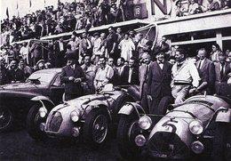 24 Heures Du Mans 1950  -  Equipe Talbot-Lago T26  -  Pilotes: Louis Rosier/Pierre Meyrat   -  15x10 PHOTO - Le Mans