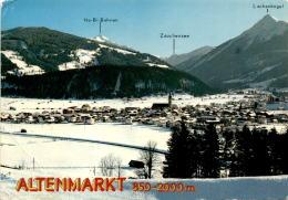 Wintersportzentrum Altenmarkt 850 - 2000 M (11637) - Altenmarkt Im Pongau