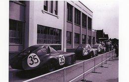 24 Heures Du Mans 1954  -  Equipe Bristol 450   -  15x10 PHOTO - Le Mans