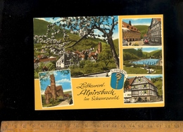 ALPIRSBACH Schwarzwald   1972 - Alpirsbach