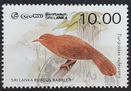 SRI LANKA 1987 Birds. USADO - USED. - Sri Lanka (Ceylan) (1948-...)