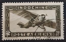 "INDOCHINA 1938 -1941 Airmail - Inscription: ""RF"" - New Values. USADO - USED. - Sellos"