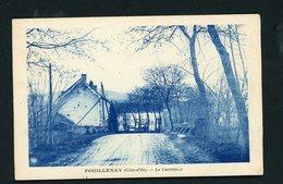 CPA: 21 - POUILLENAY - LE CARREFOUR - - Autres Communes