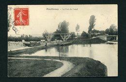 CPA: 21 - POUILLENAY - LE PORT DU CANAL - - Autres Communes