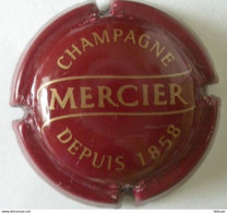 CAPSULE CHAMPAGNE / MERCIER / 3 - Mercier