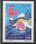 2001 ALGERIE 1291** Médecine, Asthme - Algérie (1962-...)