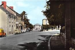 79-MONCOUTANT- L'AVENUE DE LA GARE - Moncoutant