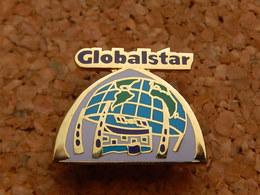 Pin's - GLOBALSTAR - COMMUNICATION PAR SATELLITE - France Telecom