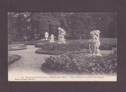 BRASSCHAAT -  Kasteel  Du  Mick  Park En Beelden  + 100 Jaar Oud !!  ( 2 Scans ) - Brasschaat