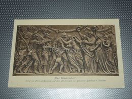 """""""Das Wiedersehen"""" Relief Am National-Denkmal Auf Dem Niederwald Von Johannes Schilling In Dresden Germany - Dresden"""