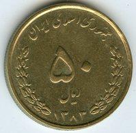 Iran 50 Rials 1383 / 2004 KM 1266 - Iran