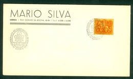 Portugal 1960 Scouts Scout Commemorative Cancel Letter  Estoril Knight Camp Letter Cover - Portugal