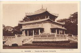 Saigon - Temple Du Souvenir Annamite - Ho Chi Minh - HP1300 - Vietnam