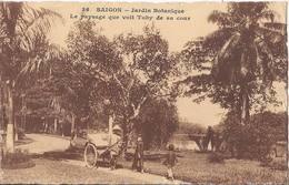 Saigon - Jardin Botanique - Le Paysage Que Voit Toby De Sa Cour - Ho Chi Minh - HP1303 - Vietnam
