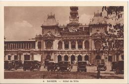 Saigon - Hòtel De Ville - Ho Chi Minh - HP1304 - Vietnam