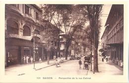 Saigon - Perspective De La Rue Catinat - Ho Chi Minh - HP1305 - Vietnam