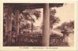 Saigon - Jardin Botanique - Une Des Pergolas - Ho Chi Minh - HP1307 - Vietnam