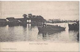Arroio Cau-Ong-Lanh à Saigon - Ho Chi Minh - HP1308 - Vietnam