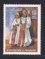 MAROC AERIENS N°  116 ** MNH Neuf Sans Charnière, TB (D7055) Costumes Des Ait Ouaouzguit, Tableau - Morocco (1956-...)