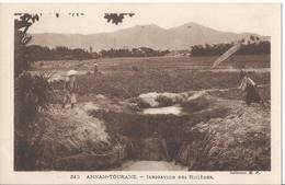 Annam-Tourane - Irrigation Des Rizières - HP1316 - Vietnam