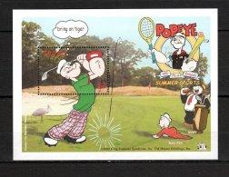 Palau Disney Popeye MNH -(V-63) - Cómics