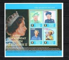 Sierra Leone 2006 Queen Elizabeth II MNH -(V-64) - Célébrités