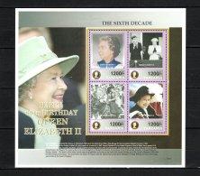 Tanzania 2006 Queen Elizabeth II MNH -(V-64) - Célébrités