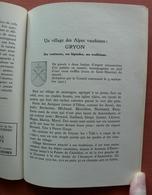 Bovonnaz  (Mines Et Salines De Bex,-- Gryon, Etc. - Géographie