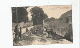 LONDINIERES (SEINE INFERIEURE) 2 L'ABREUVOIR . THE HORSE POND (VACHES S'ABREUVANT) - Londinières