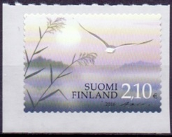 FINLAND 2017 Rouwzegel PF-MNH - Finland