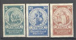 Albanie: Yvert N° 344/345* 357*; MH; 3 Val. Cote 50€ - Neufs