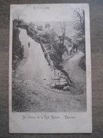 Cpa Verviers - Au Dessus De La Rue Renier - D.V.D. 5689 - Verviers