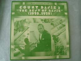 33 Tours: COUNT BASIE 2 The Best Of Basie 1938-1939 MCA 510 019 (Vol.10) 1974 - Jazz