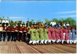 RAMALLAH  PALESTINE  Folklore Dances During Summer Festivals  Palestina - Palestina