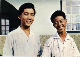 THAILAND  TAILANDIA  SEDAKU  KALIMANTAN  BARAT  Missione Dei Padri Passionisti  Giovani Daya - Tailandia