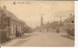 Arendonck - Koeistraat 1925   ( Geanimeerd) - Arendonk