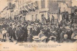 54 - MEURTHE ET MOSELLE / Gerbeviller - 542906 - Beau Cliché Animé - Gerbeviller