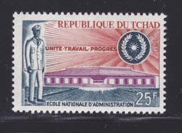 TCHAD N°  153 ** MNH Neuf Sans Charnière, TB (D7067) école Nationale D'administration - Chad (1960-...)