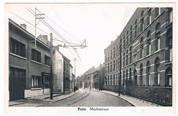 Putte - Marktstraat  1951 (Geanimeerd) - Putte
