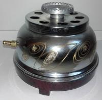 Scaldavivande A Gas - Particolare Oggetto D'arredo - Scritta In Arabo - Altre Collezioni