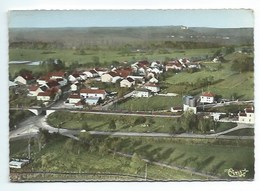 70 - VELLEXON - Vue Générale Aérienne De Queutrey - CPSM - France