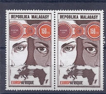 180028303  MADAGASCAR.  YVERT   Nº 545  **/MNH - Madagascar (1960-...)