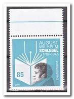 Duitsland 2017, Postfris MNH, August Wilhelm Schlegel - Ongebruikt