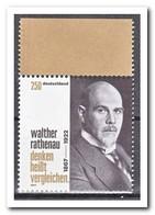 Duitsland 2017, Postfris MNH, Walther Rathenau - Ongebruikt