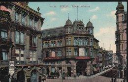 Berlin. Friedrichstrasse (jahr 1908) - Mitte