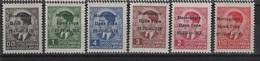 1941 Montenegro Francobolli Di Jugoslavia Del 1939-40 Sopr. Serie MNH - 9. Besetzung 2. WK (Italien)