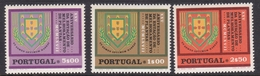 Portugal SG 1388-1390 1970 25th Anniversary Of Plant Breeding Station, Mint Never Hinged - Unused Stamps