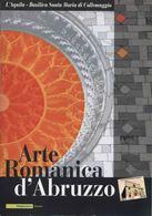 """2010 Italia, Folder """" Arte Romanica D'Abruzzo"""" Al Prezzo Di Copertina - 6. 1946-.. Repubblica"""